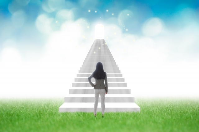 人生をやりなおしたいなら一歩進む