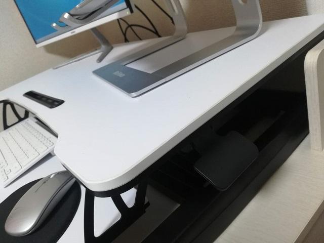 スタンディングデスクをAmazonで購入した!【座りっぱなし防止】在宅作業にオススメ!